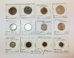 1800s-1900s World Lot of 150 Carded Coins with Silver, BU-AU & Key Dates! Lot 6