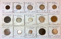 1800s-1900s World Lot of 150 Carded Coins with Silver & BU-AU & Key Dates-Lot #7
