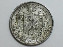 1847 Denmark Rigsbankdaler 87.5% Silver World Coin