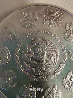 2007 1 Oz. Silver Mexican Libertad coin -Mintage of only 200,000 world wide