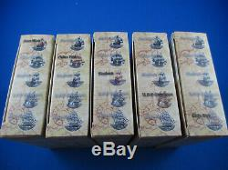 2012 $1 Tuvalu Silver Proof Coin Ships That Changed The World Five Coin Set
