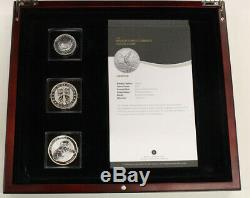 2012 RCM The Fabulous 15 The World's Most Famous Silver Coins 15 Coin Set