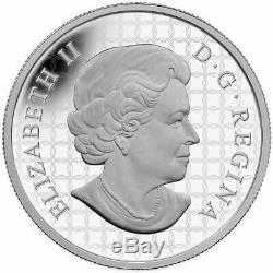 2014 Canada 75th Anniversary of the Second World War $30 Fine Silver Coin