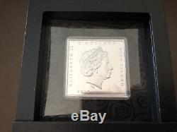2015 Niue 2$ The Most Expensive Painting in the World 2oz Proof Silver Coin