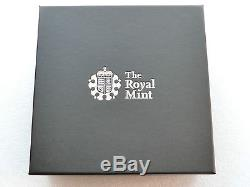 2015 Royal Mint First World War Reality £10 Ten Pound Silver Proof Coin Box Coa