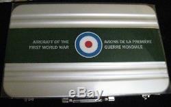 2016 $20.9999 Silver 1 OZ 3-Coin RCM Aircraft of The First World War