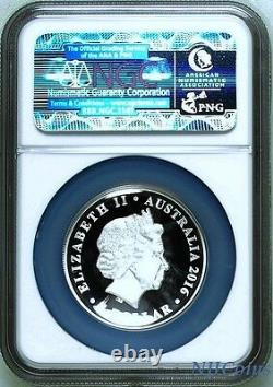 2016 QUEEN ELIZABETH 90th Birthday Silver $1 High Relief coin NGC PF70 UCER 9999