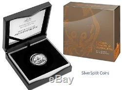 2017 1c SILVER PROOF HIGH RELIEF Coin Decimal Designs World Money Fair Release