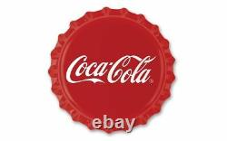 2018 Coca-Cola Collectible Bottle Cap Shaped 6g. 999 Silver Proof $1 Coin Fiji