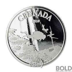 2018 Grenada Silver'The Spice Isle' 1 oz (5 Coin Pack)
