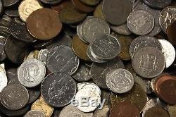 20 Pound Bag Mixed Bulk Lot Foreign World Coins Non US 20 LBS Bag