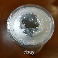 20 x Perth Mint 2013 Lunar Snake series2 1 OZ silver coins FREE global SHIPPING3