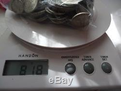 818g WORLD SILVER COINS