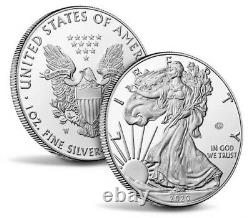 CONFIRMED- End of World War II 75th Anniversary American Eagle Silver Proof Coin