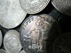 Estate Lot 37 Worldwide Silver Coins, Starts 1780, Total Weight 12.79 Troy Oz