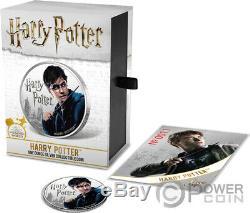 HARRY POTTER Wizarding World 1 Oz Silver Coin 10$ Fiji 2020