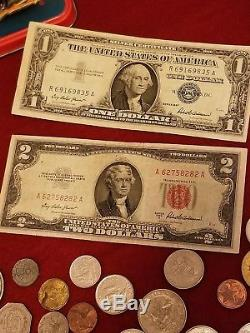 Junk Drawer Lot World/US coins, NGC, STAR WARS, SILVER MORGAN DOLLAR, MARVEL