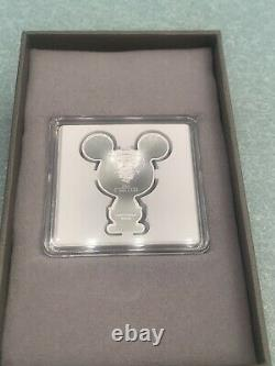 LOW SERIAL #2 Chibi Coin Collection Mickey Mouse 1oz Silver Coin