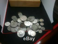 Large World Silver Coin Lot