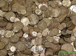 Lot 250g 0.25kg World Coins old coin From Different Country No Repeat 100% real