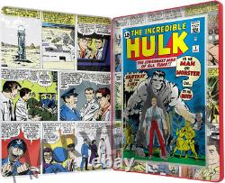 Marvel Comics The Incredible Hulk #1 Silver Foil 1 Oz. Third In Series