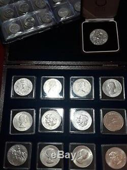 Massive Lot collection of world foreign coins 920 pcs. Silver Inside. Original