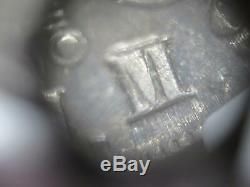 Mexico 1873 Ch M Peso Ngc Au58 Graded Chihuahua Silver World Coin Cheap