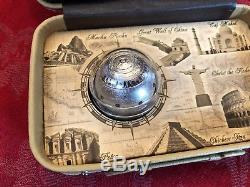 Niue 2015 Seven Wonders of The World 7oz Proof. 999 fine silver coin (NEW)