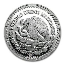 PROOF LIBERTAD MEXICO 2018 1/2 1/4 1/10 1/20 OZ Proof Silver Coin in Capsule