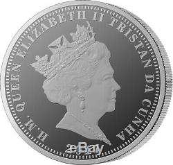 RARE £5 Princess Diana 5oz Silver proof Coin Only 999 coins released worldwide