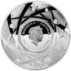 Sun World Beyond 1 Oz Silver Coin 5$ Australia 2019