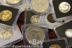US & World Coins Estate Sale Lot SILVER BARS PROOFS CURRENCY KEYDATES ERRORS