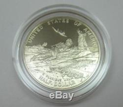 World War 2 II 50th Anniversary 3 Coin Silver Gold Set Blue Box COA US Mint