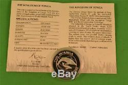 World Wildlife Fund 25th Anniversary Coin Collection 19.1 Troy Oz Fine Silver